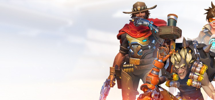New Overwatch Patch is Live! Plus a Free Weekend this November 18-21