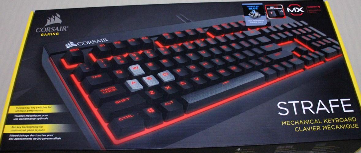 DAILY DRIVEN | Corsair STRAFE Mechanical Gaming Keyboard