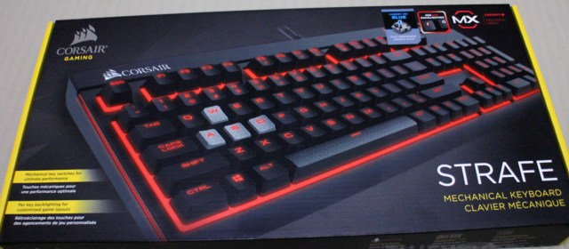 DAILY DRIVEN | Corsair STRAFE Mechanical Gaming Keyboard