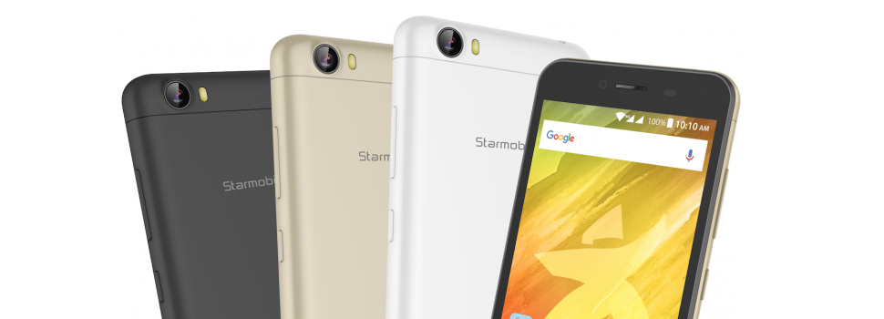 Starmobile Launches The 4G LTE Play LiTE