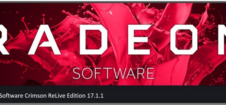 AMD releases Radeon Software Crimson ReLive Edition 17.4.1