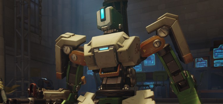 OVERWATCH | Upcoming PTR focuses on changes to Bastion