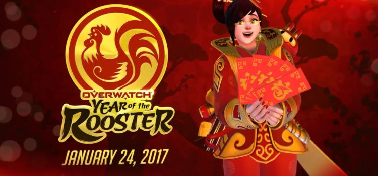 Overwatch will celebrate CNY starting January 25!