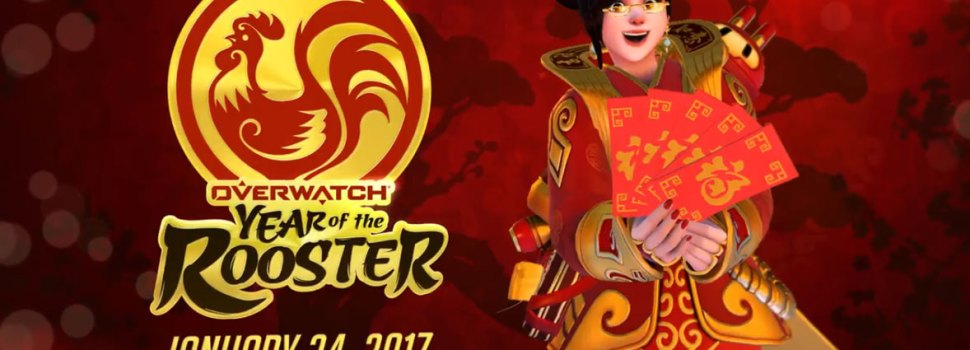 Overwatch will celebrate CNY starting January 25!