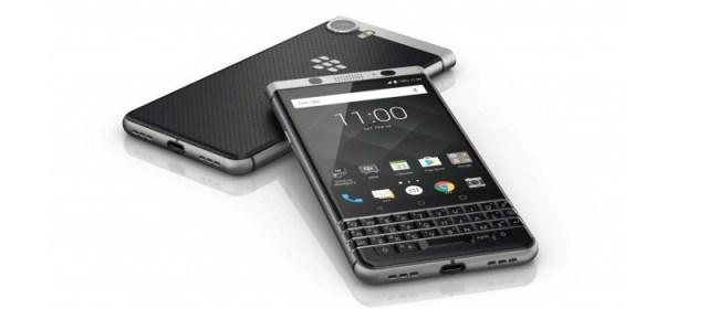 MWC 2017   Blackberry reveals the KEYone
