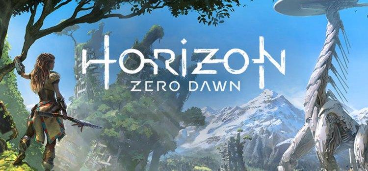FIRST IMPRESSIONS   Horizon Zero Dawn