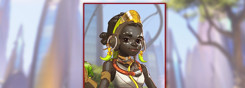 Efi Oladele; did Blizzard just tease Overwatch's newest hero?