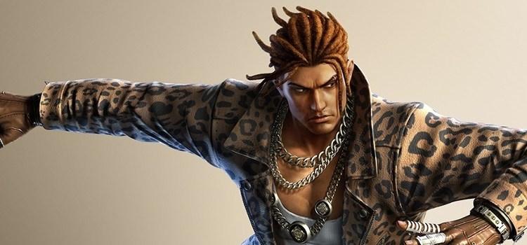 Eddy Gordo joins the next battle in Tekken 7