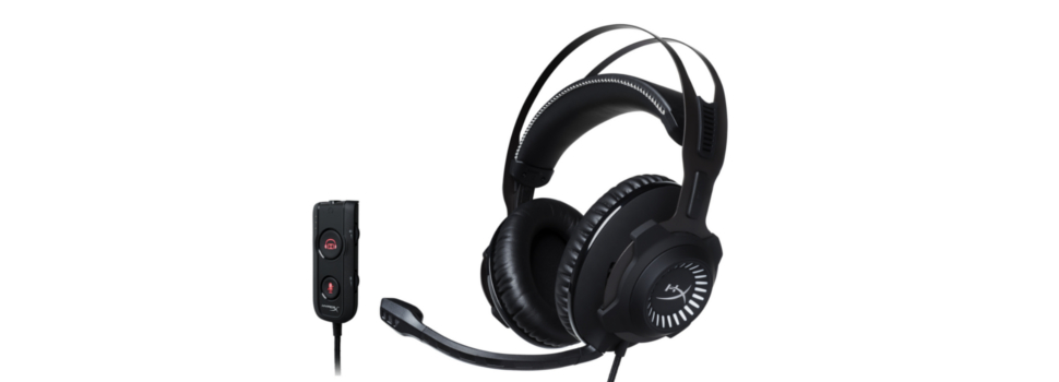 HyperX Cloud Revolver S Gaming Headset Now Shipping in the Philippines