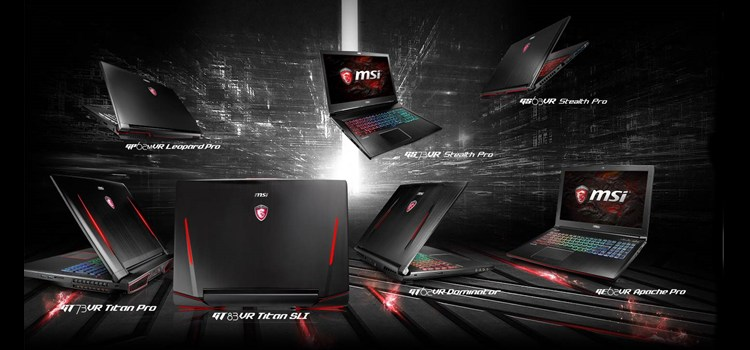 MSI wins Best Windows Laptop of PCMag Readers' Choice in 2017