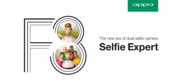 "OPPO's ""dual selfie"" F3 series set to launch in five markets"
