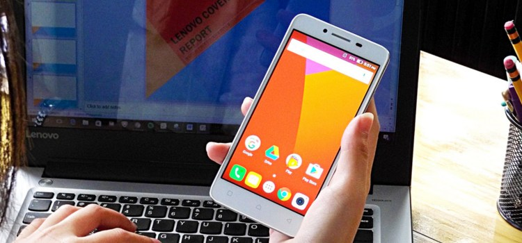 Conquer the workplace with Lenovo smartphones