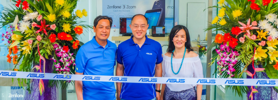 ASUS Philippines Celebrates 10th Year Anniversary  by Opening First ASUS Concept Store in D' Mall Boracay