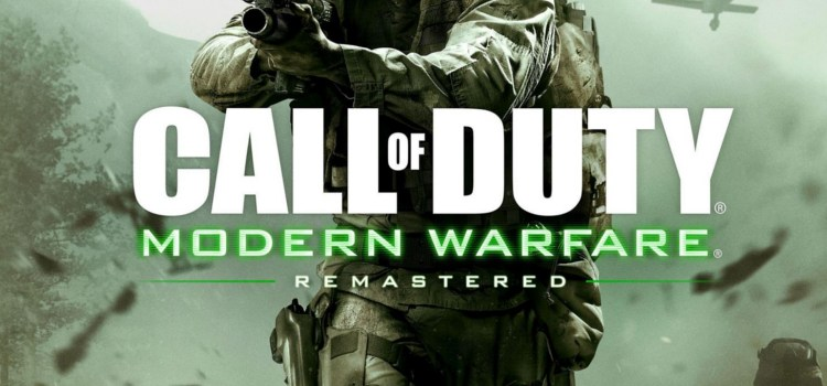 Call of Duty: Modern Warfare Remastered now available for Playstation 4