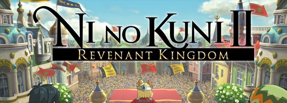 NI NO KUNI II: REVENANT KINGDOM launches on November 10