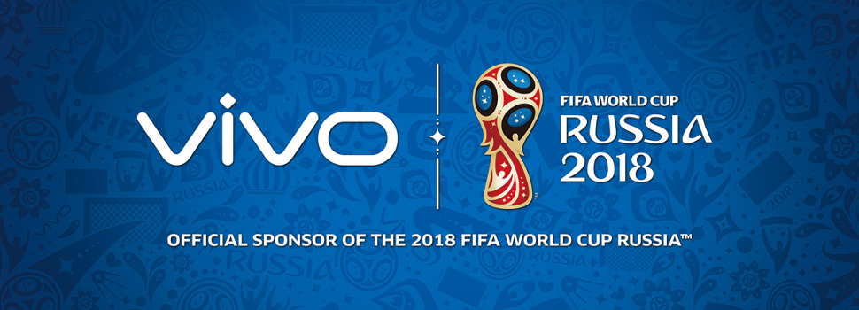 Vivo Becomes Official Sponsor of the 2018 and 2022 FIFA World Cup