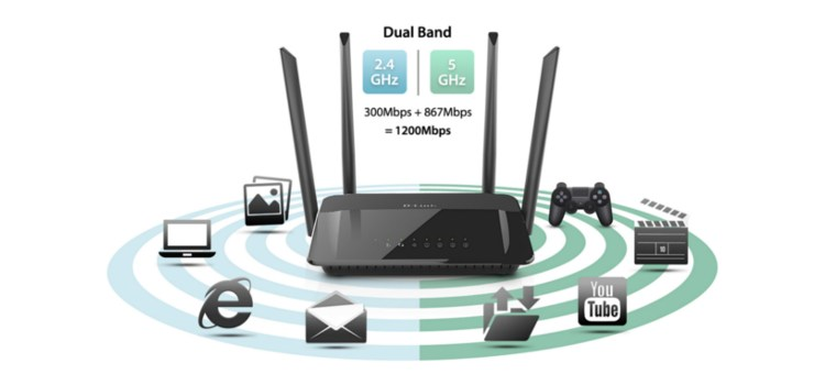 D-Link DIR-842: The Wireless Router for Home Entertainment