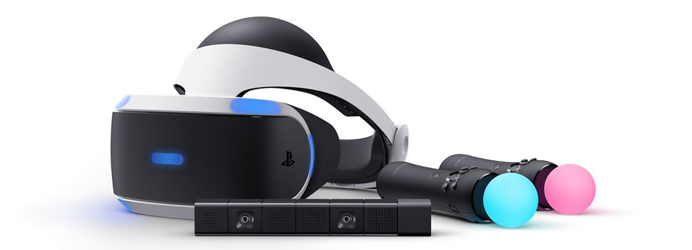 Sony Announces New PSVR Bundle Price