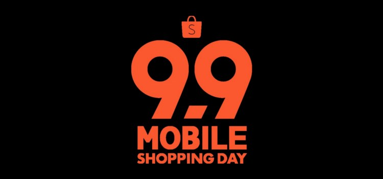 """Shopee Kicks Off """"Shopee 9.9 Mobile Shopping Day"""", with up to 99% off on select items"""