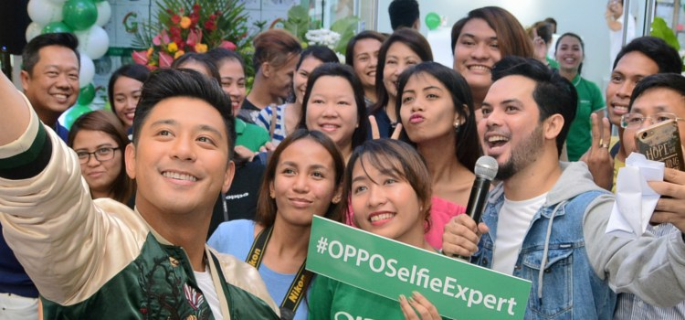 OPPO opens concept store in Ayala Center Cebu, its 4th Concept Store area