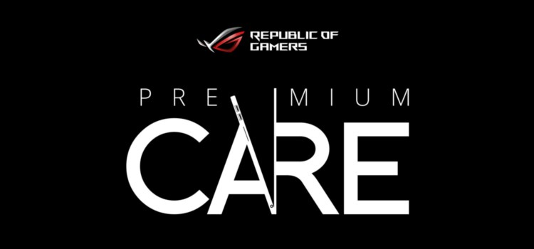 ASUS announces ROG Premium Care – an All-In Premium Extensive Maintenance Service for Gaming Laptops