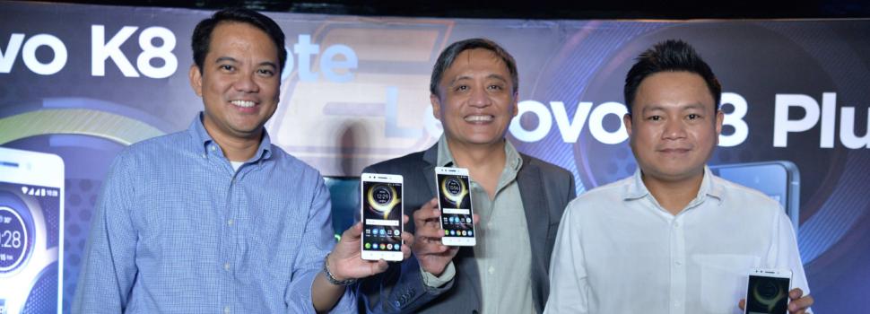 Lenovo launches dual-camera Lenovo K8 Note and Lenovo K8 Plus