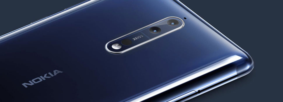 Android 8.0 Is Now Available For The Nokia 8