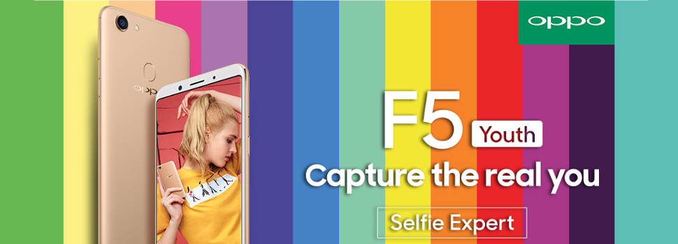OPPO F5 Youth coming soon in the Philippines