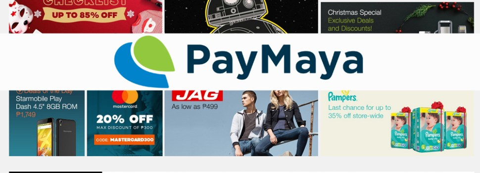 How To Start Online Shopping With PayMaya
