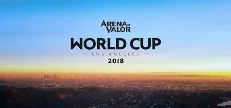 Garena Arena of Valor Announces AWC World Cup Selection Mechanism for Each National Team