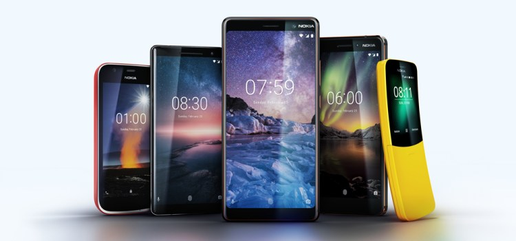 MWC 2018 | Nokia's Android One-powered Smartphones And A Throwback Piece