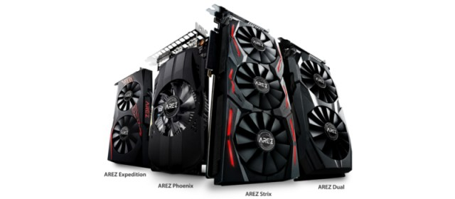 ASUS announces new AREZ brand for AMD Radeon graphics cards