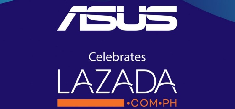 ASUS Philippines Celebrates Partnership with Lazada its Birthday Festival Sale