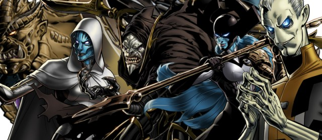 Who Are The Black Order?