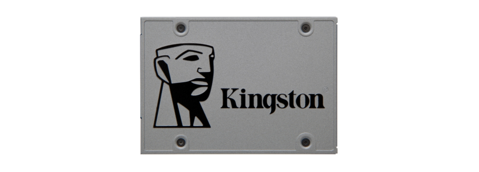Kingston Introduces New UV500 Family of SSDs