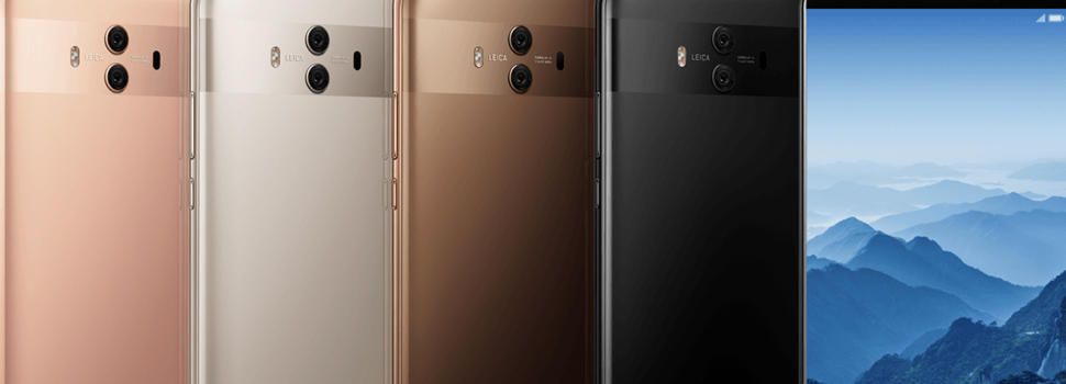 Huawei Mate 10 Series Gets Face Unlock Features In Latest Update