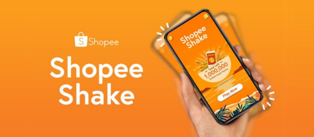 Shopee Launches Latest In-App Game, Shopee Shake, With Over 2.5 Million Shopee Coins to be Given Away