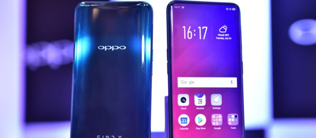 The New Oppo Find X Is Now Available