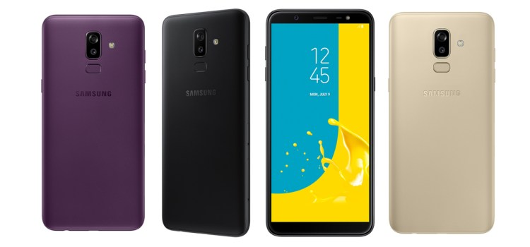 The Samsung Galaxy J8 Is Now Available Nationwide