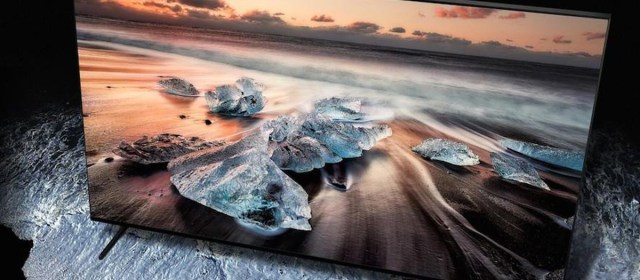 Samsung Unveils 8K TVs At IFA 2018