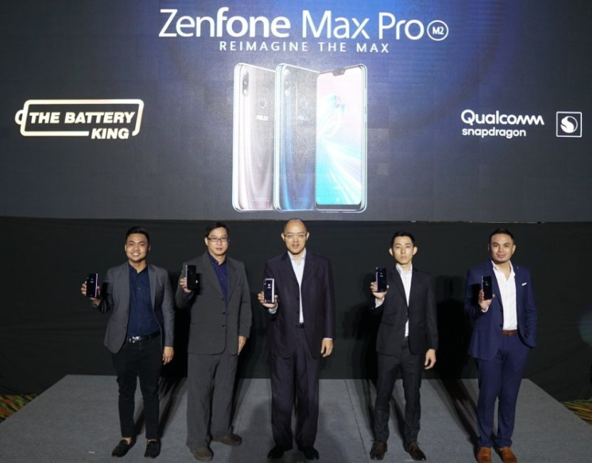 ZenFone Max Pro M2, a Battery King Like No Other