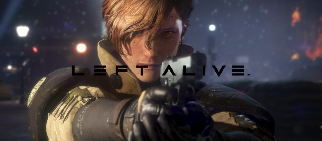 Left Alive Gets Release Date