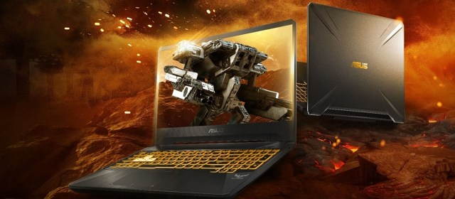 ASUS TUF GAMING FX505DU and FX705DU Laptops Are Now Available for Preorder