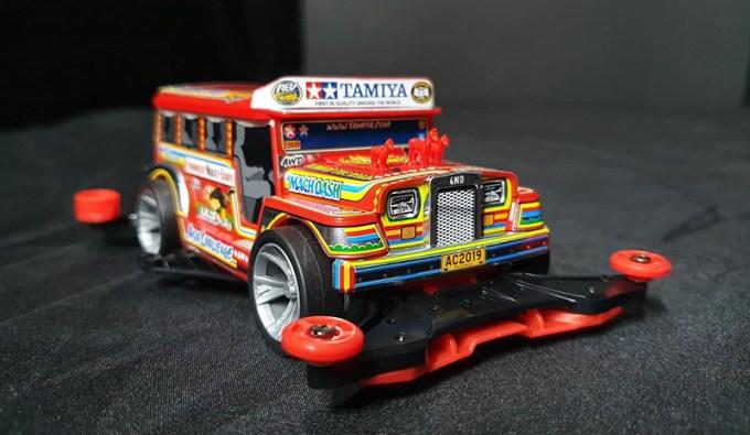 Tamiya Dyipne