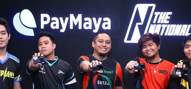 PayMaya Powers Up Partnership With The Nationals