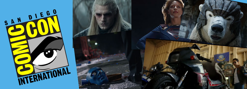 'Witcher', 'Top Gun: Maverick' And The Coolest Trailers At SDCC 2019