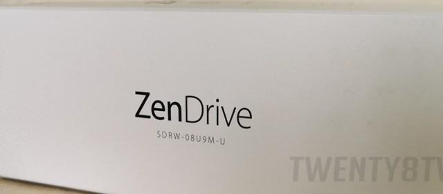 DAILY DRIVEN | ASUS ZenDrive SDRW-08U9M-U Review
