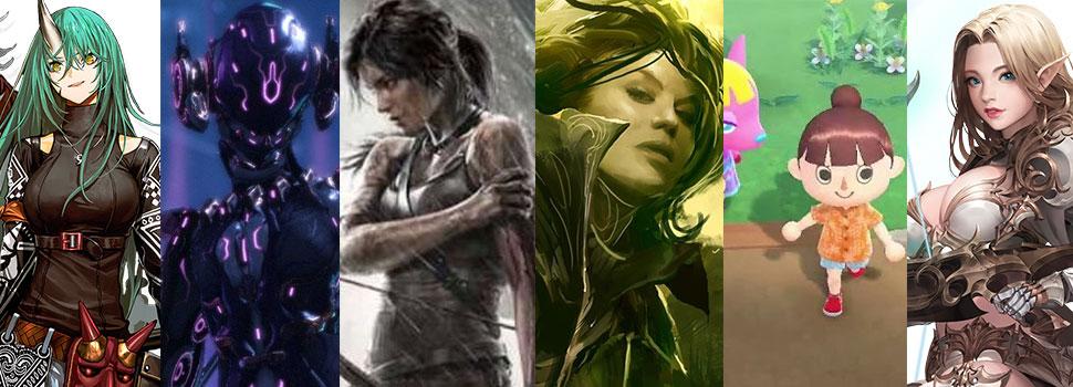 Lockdown Gaming: 5 Games to Play