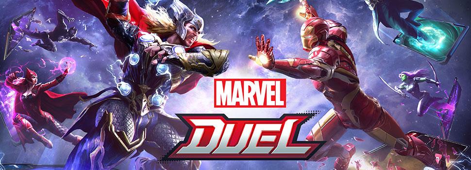CBT for Marvel Duel starts March 19
