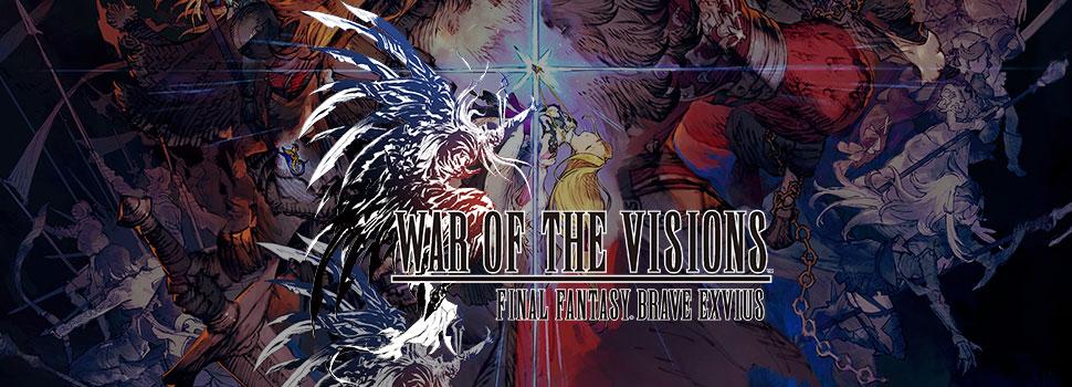 War of Visions Final Fantasy Brave Exvius Pre-registration has begun